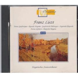 Po�mes Symphoniques Rhapsodie Hongroise N�5 - Franz Liszt