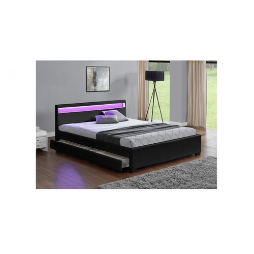 lit avec rangement occasion. Black Bedroom Furniture Sets. Home Design Ideas
