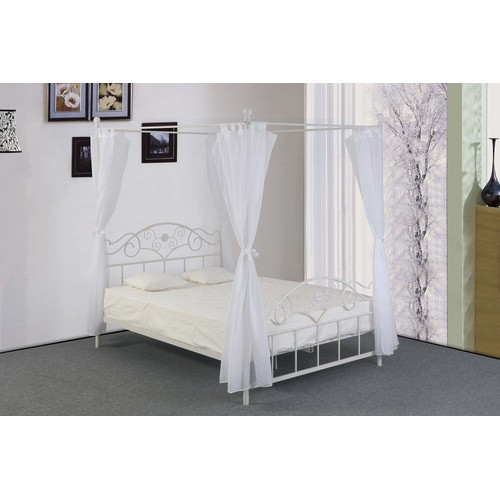 lit baldaquin adulte pas cher ou d 39 occasion sur priceminister rakuten. Black Bedroom Furniture Sets. Home Design Ideas