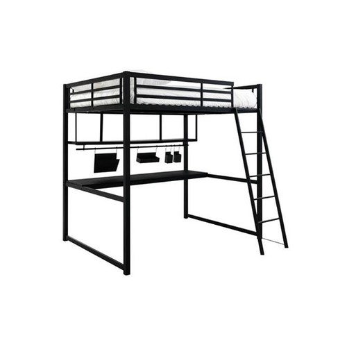 lit mezzanine enfant fly maison design. Black Bedroom Furniture Sets. Home Design Ideas