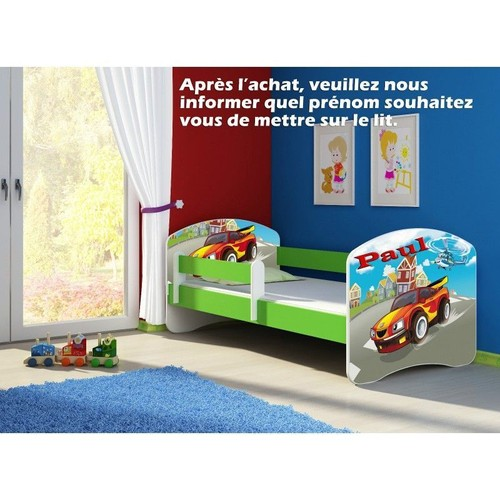 acheter lit voiture enfant pas cher ou d 39 occasion sur priceminister. Black Bedroom Furniture Sets. Home Design Ideas