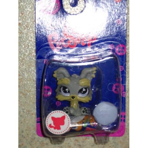 Littlest petshop chien 1 accessoire pet shop n 883 - Chien pet shop ...