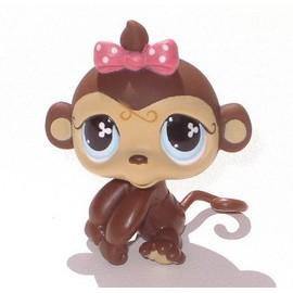 Littlest petshop singe n 501 achat vente de jouet rakuten - Petshop singe ...