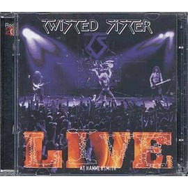 Live At Hammersmith - Twisted Sister