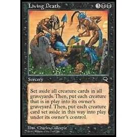 Living Death - Rituel