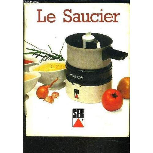 livre recette saucier seb