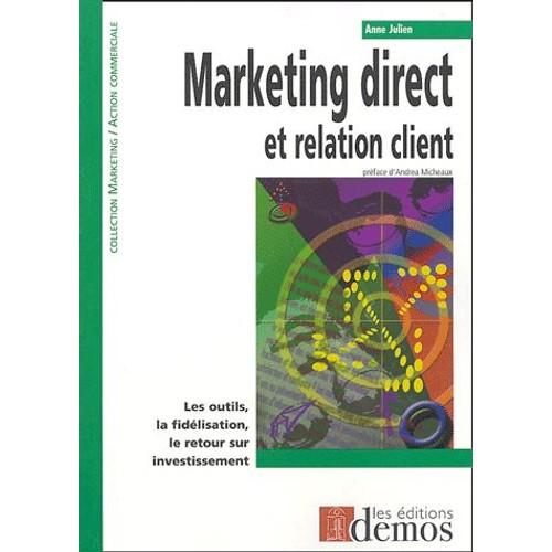 Livres Marketing direct