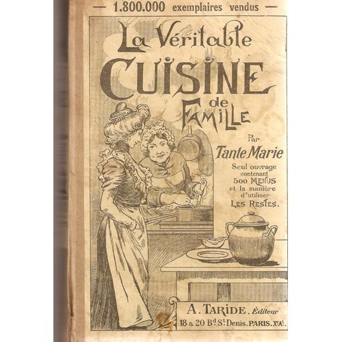 Livres anciens Art culinaire - Oenologie