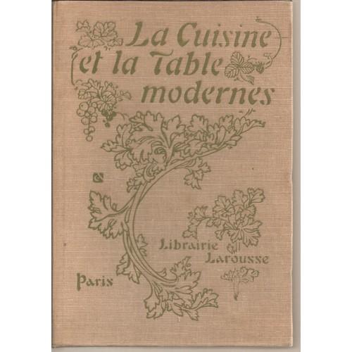 Livres anciens Cuisine