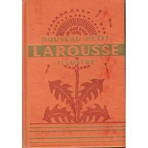 Livres anciens Dictionnaire de fran�ais