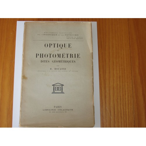 Livres anciens Physique - Chimie