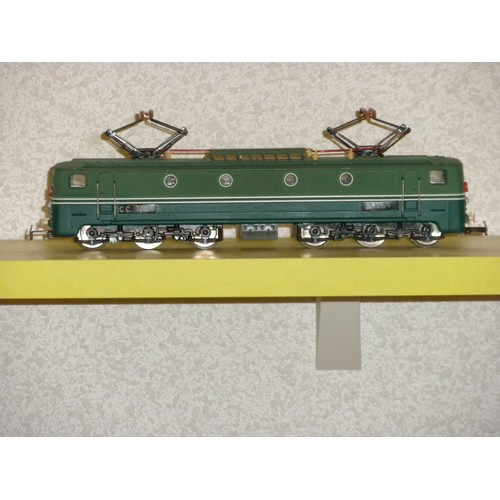Locomotive miniature