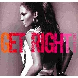Jennifer Lopez on Get Right   Jennifer Lopez   Achat Et Vente De Cd Jennifer Lopez Neufs