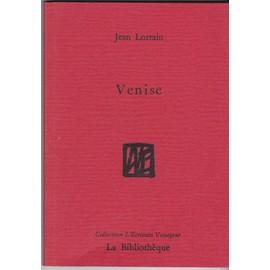 Venise. de J Lorrain