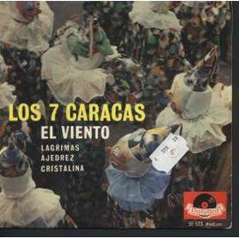 El Viento - Los 7 Caracas
