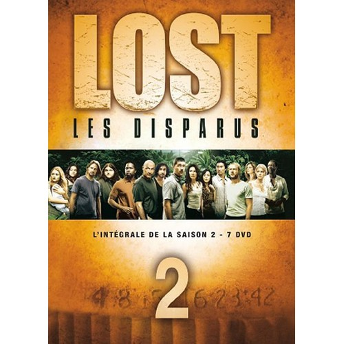 Image result for lost dvd saison 2