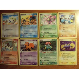 Lot 100 Cartes Pokemon - Vf