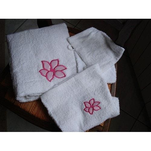 lot serviettes eponge achat vente de serviette de toilette rakuten. Black Bedroom Furniture Sets. Home Design Ideas