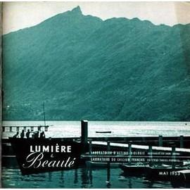 Lumiere Et Beaute Du 01/05/1953