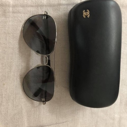 lunettes de soleil chanel pas cher ou d occasion sur Rakuten 4a537c6e24e5