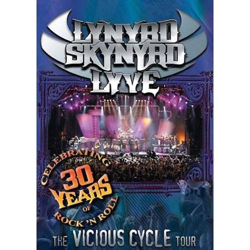 Lynyrd Skynyrd Vicious Cycle Tour Dvd
