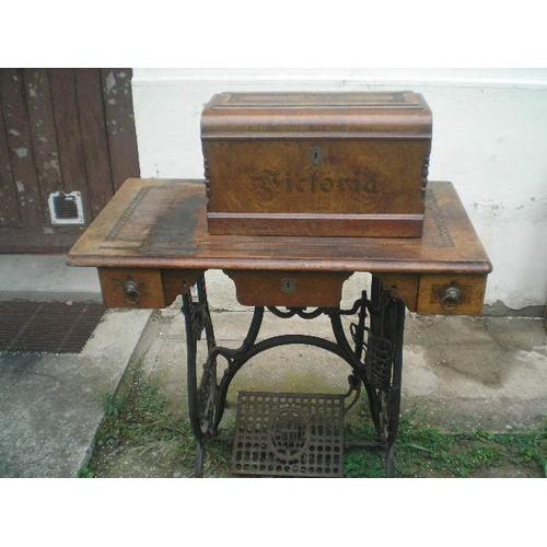 machine coudre ancienne pas cher achat vente. Black Bedroom Furniture Sets. Home Design Ideas