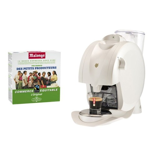 Cafeti re fonctionnement machine expresso malongo as - Cafetiere expresso malongo ...