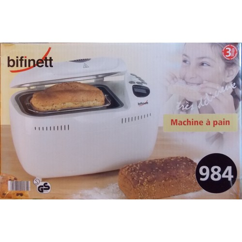 Machine � pain Bifinett