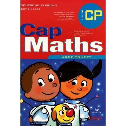cap maths cp cycle 2 deutsch fassung de roland charnay