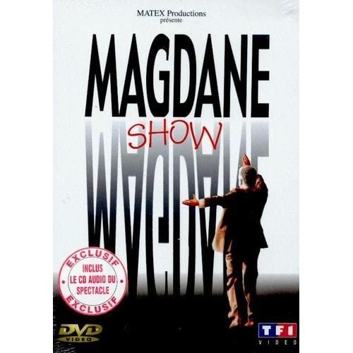 Roland magdane magdane show de serge bergli dvd zone 2 - Code avantage aroma zone frais de port ...