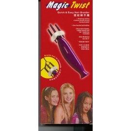 Magic Twist - Easy Hair Braider - Machine � Faire Des Tresses