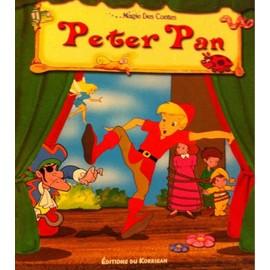 Peter Pan de Magie Des Contes