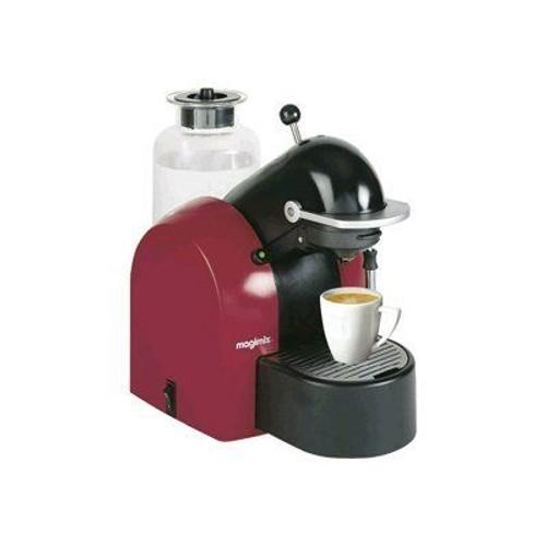 magimix m200 machine caf avec buse vapeur cappuccino pas cher. Black Bedroom Furniture Sets. Home Design Ideas