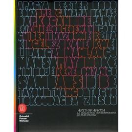 Arts Of Africa - La Collection Contemporaine De Jean Pigozzi   de Pigozzi Jean  Format Relié