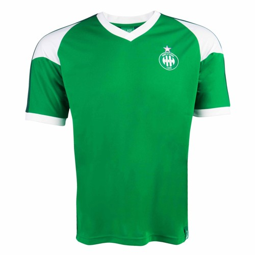 tenue de foot saint etienne gilet
