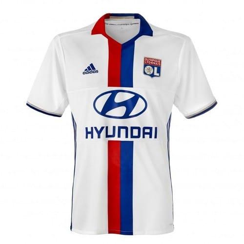 best loved ed5b6 5ea5f Adidas Maillot Olympique Lyonnais Lyon Ol Domicile Neuf