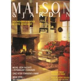 Maison Et Jardin N� 305 Du 01/07/1984