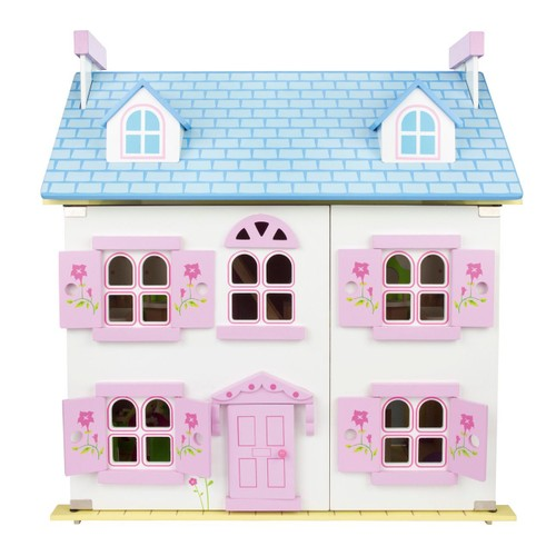 maison en bois jouet occasion. Black Bedroom Furniture Sets. Home Design Ideas