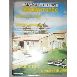 Maisons Decors Mediterranee N 38 Provence Cote D Azur