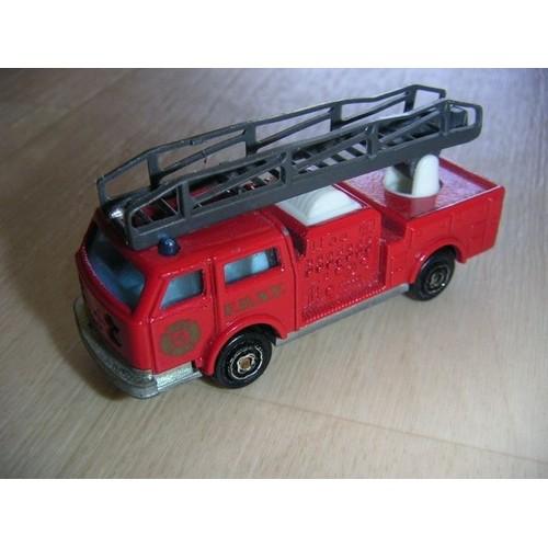 majorette camion de pompier new york 1 100 me neuf et. Black Bedroom Furniture Sets. Home Design Ideas