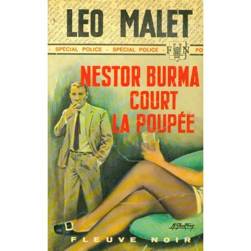 7768e4de49c Nestor Burma Court La Poupée de léo malet - Rakuten