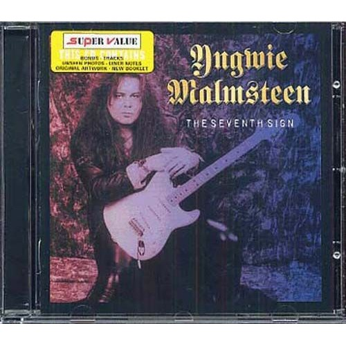 Seventh Sign - Yngwie Malmsteen: CD Album - Priceminister ...