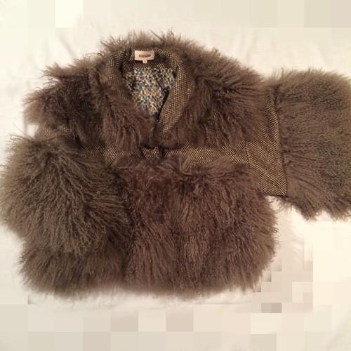 manteau agneau mongolie