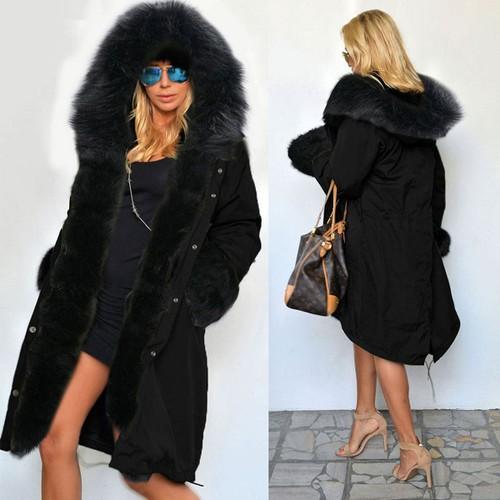 acheter manteau fausse fourrure pas cher ou d 39 occasion sur priceminister. Black Bedroom Furniture Sets. Home Design Ideas