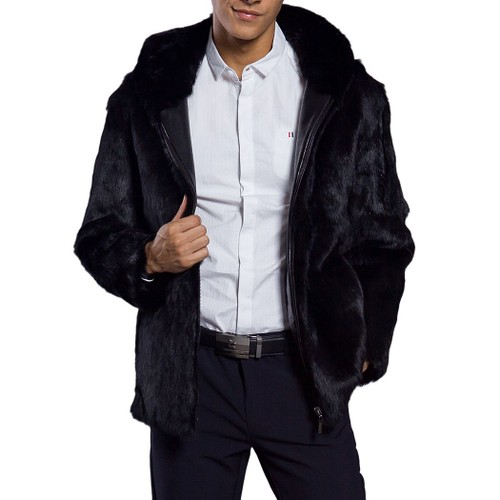 49083cd479f599 manteau fausse fourrure pas cher ou d occasion sur Rakuten