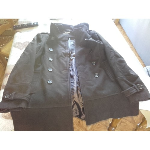 manteau femme etam achat vente neuf d 39 occasion. Black Bedroom Furniture Sets. Home Design Ideas