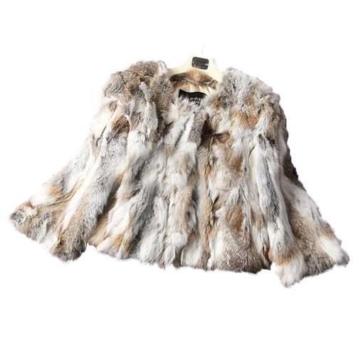 manteau fourrure lapin achat et vente neuf d 39 occasion. Black Bedroom Furniture Sets. Home Design Ideas
