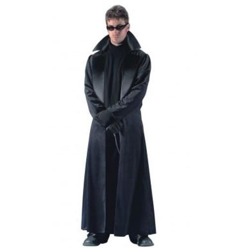 manteau long homme noir pas cher ou d 39 occasion sur priceminister rakuten. Black Bedroom Furniture Sets. Home Design Ideas