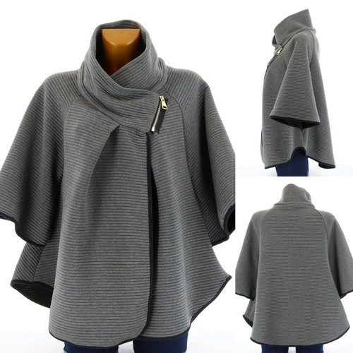 manteau femme pas cher taille 48. Black Bedroom Furniture Sets. Home Design Ideas