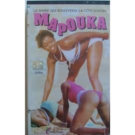 Mapouka, La Danse Qui Bouleversa La Cote D'ivoire de Koue Bi William, Rene